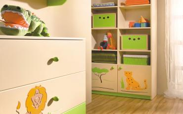 Детская комната Саванна изображение 5