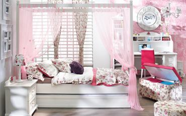 Детская комната Secret Garden изображение 2
