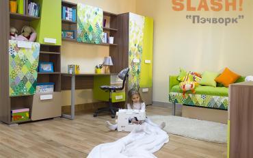 Детская SLASH Пэчворк изображение 9