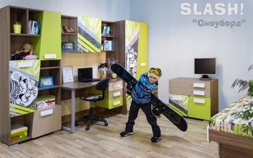 Детская SLASH Сноуборд изображение 3