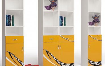 Детская FORMULA (оранжевая) изображение 7