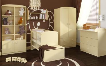 Детская комната Ваниль изображение 2
