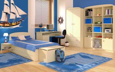 Детская комната Ваниль изображение 3