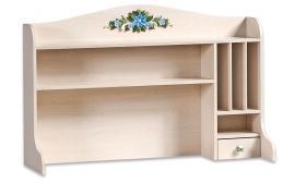Стеллаж к письменному столу Flora (1102)