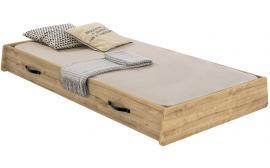 Выдвижная кровать Wood Metal (1303)