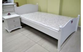 Кровать Dogtas Secret Garden (120*200) + Матрас Комфо (120*200) (выставочный образец)