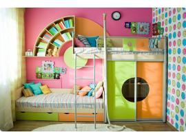 Кровать нижняя малая Выше радуги изображение 2