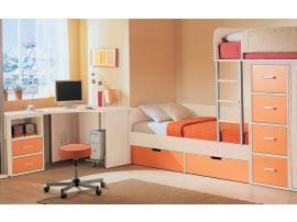 Кровать с ящиками 30.202 изображение 2