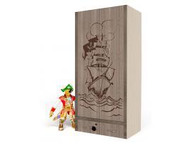 Шкаф 2-х дверный Пират изображение 3