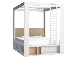 Кровать двуспальная высокая 4 You изображение 3