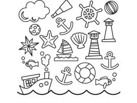 Накладка для фасада - Кораблики Young Users изображение 1