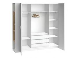 Шкаф 4-х дверный 4You изображение 4