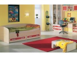 Кровать 2ящ. изображение 2
