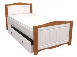 Кровать Милано с ящиком выкатным изображение 2