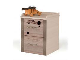 Тумба прикроватная Пират изображение 3