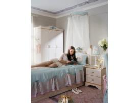 Кровать Flora L 100*200 (1321) изображение 7