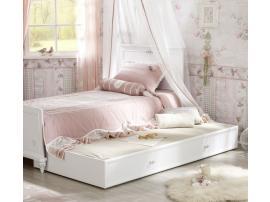 Выдвижная кровать Romantic 90*190 (1310) изображение 2