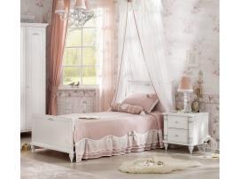 Кровать Romantic 100*200 (1318) изображение 2