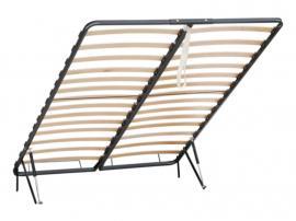Кровать двуспальная 3D (140*200) изображение 6