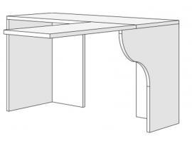Стол угловой Нордик Фреш изображение 1