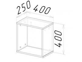 Полка куб Нордик Фреш изображение 3