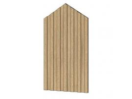 Стеновая панель домик Нордик Фреш изображение 1