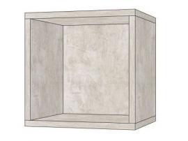 Полка куб Оксфорд изображение 2