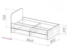 Кровать Оксфорд изображение 2