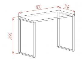 Стол с ящиками Loft изображение 2