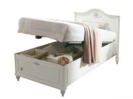 Кровать с подъемным механизмом Romantic 90х190 (1705) изображение 3