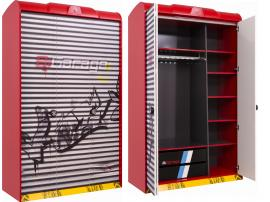 Шкаф 3-х дверный Champion Racer (1002) изображение 1