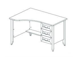 Стол угловой Классика изображение 2