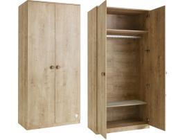 Шкаф 2-х дверный Natura (1001) изображение 1