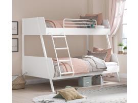 Двухъярусная кровать большая White (1408) изображение 3
