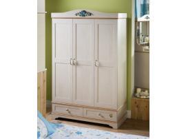 Шкаф 3-х дверный Flora (1001) изображение 10