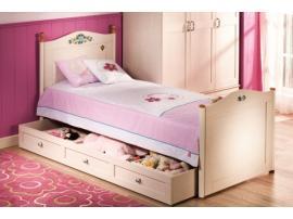 Выдвижная кровать Flora 90х190 (1306) изображение 3