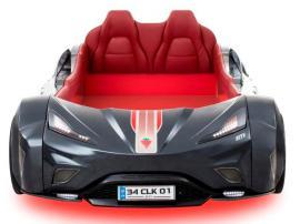 Кровать-машина Champion Racer GTI 90х195 (1331) изображение 5
