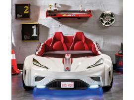Кровать-машина Champion Racer GTS 100х190 (1351) изображение 2