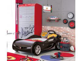 Кровать-машина Champion Racer Coupe 90х190 (1312) изображение 4