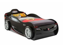 Кровать-машина c выдвижной кроватью Champion Racer Coupe 90х190/90х180 (1313) изображение 2
