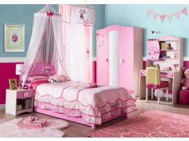 Шкаф 3-х дверный Princess (1002) изображение 9