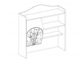 Надстройка к письменному столу Princess (1102) изображение 5