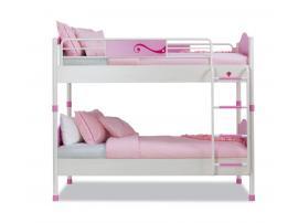Кровать 2-х ярусная Princess 90х200 (1401) изображение 2