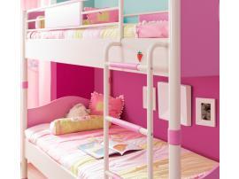 Кровать 2-х ярусная Princess 90х200 (1401) изображение 4