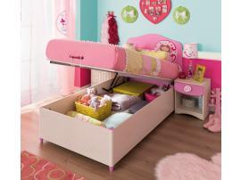 Кровать с подъемным механизмом Princess SL 90х190 (1705) изображение 3