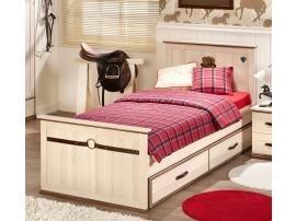 Кровать Royal L 100х200 (1308) изображение 3
