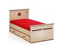 Кровать Royal L 100х200 (1308) изображение 2