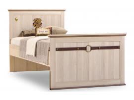 Кровать Royal L 100х200 (1308) изображение 1