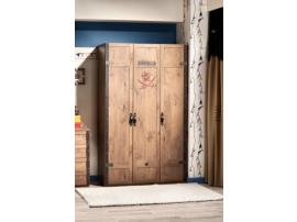 3-х дверный шкаф Pirate (1002) изображение 3