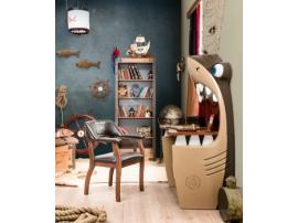 Письменный стол Pirate «Акула» (1103) изображение 6